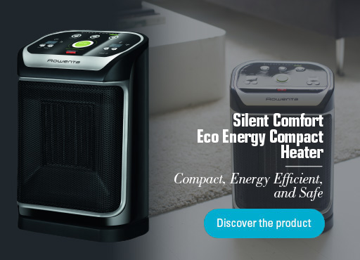 Silent Comfort Eco Energy Compact Heater